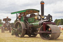 Traction engine cavalcade Royalty Free Stock Image