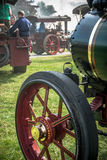 Traction Engine Parade Royalty Free Stock Photos