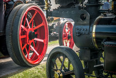 Traction Engine Parade Royalty Free Stock Images