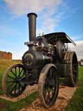 Traction Engine stock photography