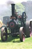 Traction steam engine Stock Photos
