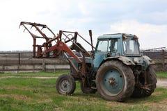 Tractor Royalty-vrije Stock Foto