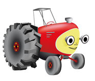 Free Tractor Royalty Free Stock Photography - 21157967