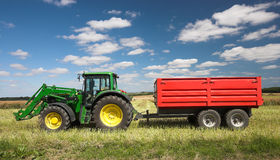 Free Tractor Stock Photography - 2871372