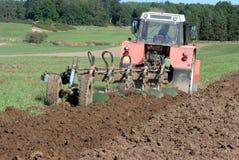 Tractor Royalty-vrije Stock Afbeeldingen