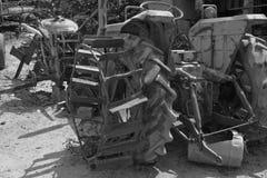 Tractor_1 Стоковое фото RF