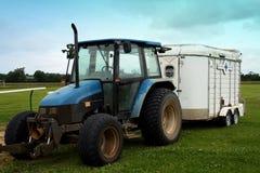 Tractor Royalty-vrije Stock Foto's