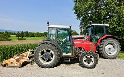 Tractor, Agricultural Machinery, Vehicle, Motor Vehicle stock photos