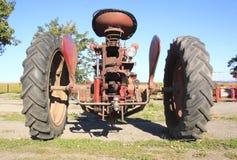 Tractor antiguo Fotografía de archivo libre de regalías