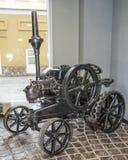 Tractor Asker-Buldog German company Lanz royalty free stock image