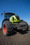 TRACTOR CLASS ARION 600 Royalty Free Stock Photos