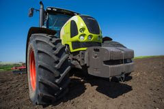 TRACTOR CLASS ARION 600 Royalty Free Stock Image