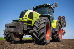 TRACTOR CLASS ARION 600 Royalty Free Stock Images