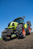 TRACTOR CLASS ARION 600 Stock Photo