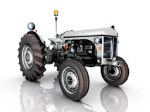 Tractor Royalty Free Stock Photo