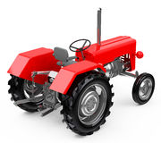 The tractor Stock Photography