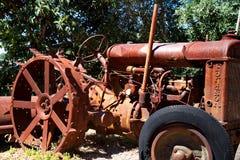 Tractor de Fordson Imagenes de archivo
