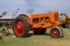 Tractor de Restord Minneapolis Moline ZB Fotografía de archivo libre de regalías