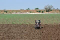 Tractor de trabajo Imagen de archivo