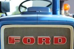 Tractor del vado del vintage foto de archivo libre de regalías