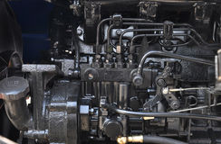 Tractor engine Royalty Free Stock Photography
