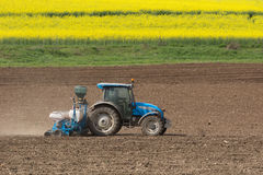 Tractor Royalty Free Stock Image