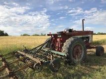 Tractor internacional Imagen de archivo libre de regalías