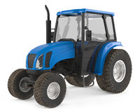Tractor isolated Stock Photos