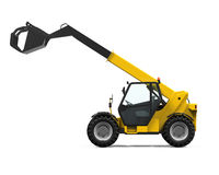 Tractor Loader Stock Photos