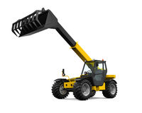 Tractor Loader Royalty Free Stock Image