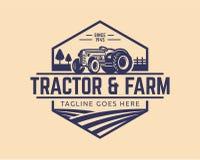 Free Tractor Logo Template, Farm Logo Vector Stock Photo - 108995510