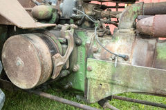 Tractor mechanisms Royalty Free Stock Images