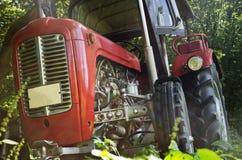 Tractor oldtimer Stock Fotografie