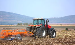 Tractor outdoor Royalty Free Stock Photography
