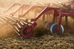 Plough Close-up Stock Image
