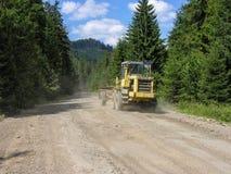 Tractor remolque Fotos de archivo libres de regalías