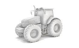 Tractor - Shot 2 Royalty Free Stock Photos