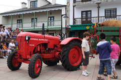 Tractor - Spain Stock Images