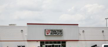Tractor Supply Company Royalty Free Stock Photography