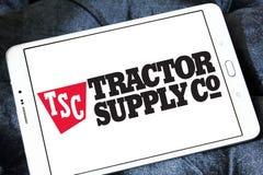 Tractor Supply Company, TSC, logo Fotografia Stock