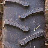 Tractor tire Stock Photos