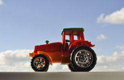 Tractor Toy Stock Photos