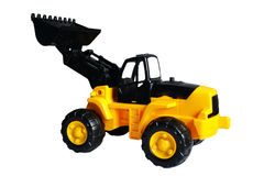 Tractor toy Royalty Free Stock Photo
