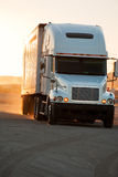Tractor-trailer Royalty Free Stock Images