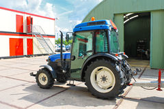 Tractor-trailer Obraz Royalty Free