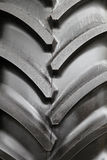 Tractor tyre Stock Photography