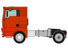 Tractor unit Stock Image