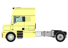 Tractor unit Royalty Free Stock Image
