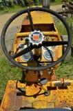 Tractor viejo de Oliverio Foto de archivo libre de regalías
