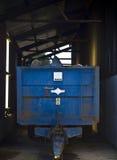 Tractoraanhangwagen Royalty-vrije Stock Foto's